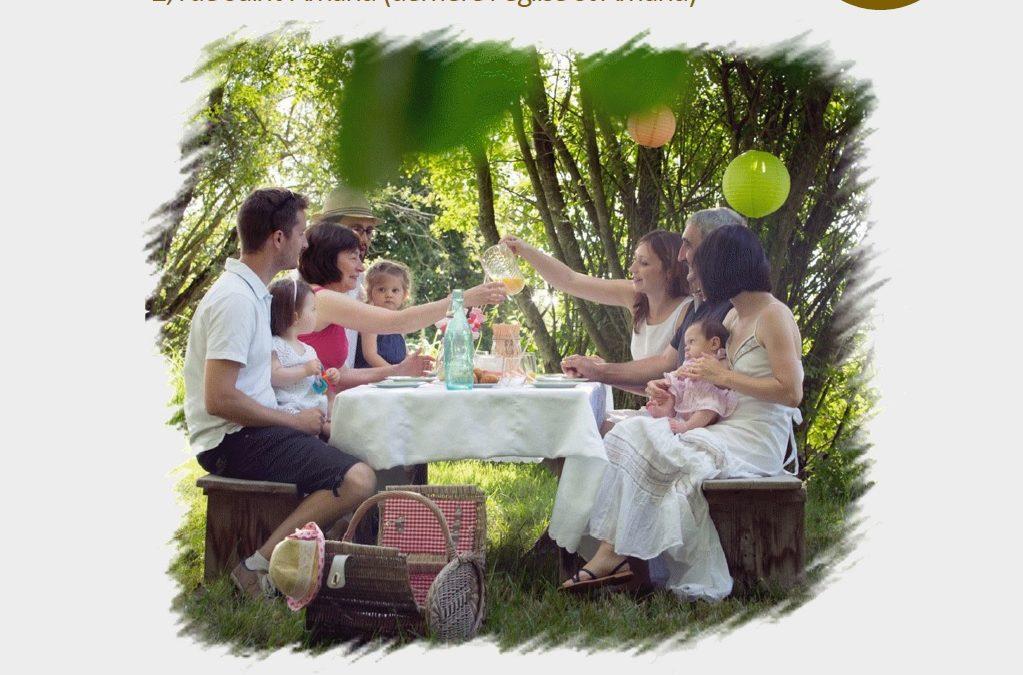 INVITATION DE LA PAROISSE AUX FAMILLES