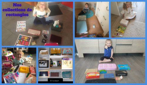 Nos collections de rectangles