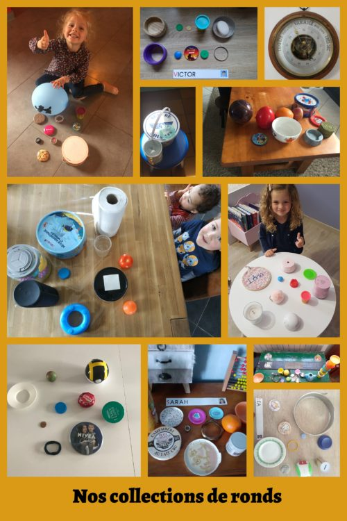 Nos collections de ronds