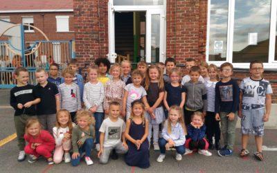 Notre nouvelle classe de CE1a