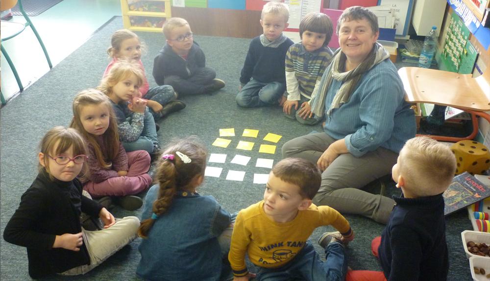 classe-de-maternelle-moyenne section-bailleul-saint-amand