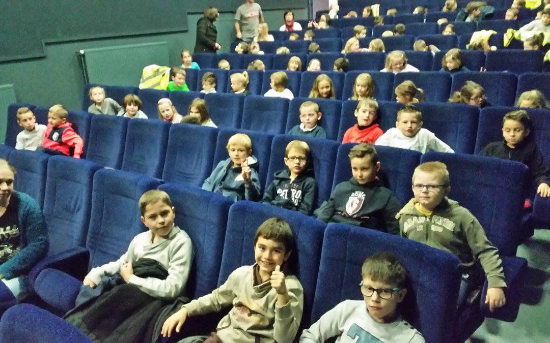 Les CE2.A au cinéma