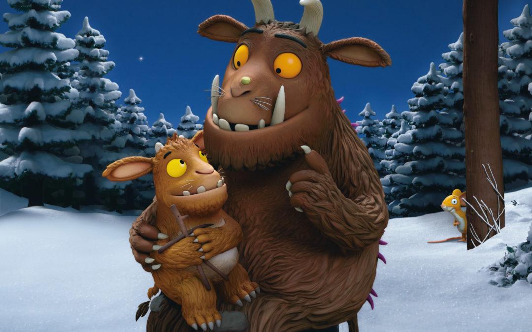 «Le petit Gruffalo» au cinéma pour les maternelles