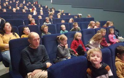 La 1ère séance de cinéma