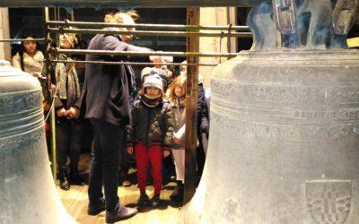 visite du Beffroi de Bailleul avec les CE1
