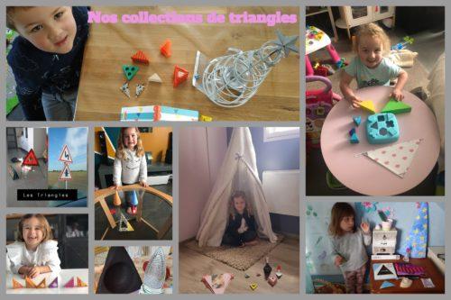 Nos collections de triangles